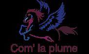 COM' LA PLUME